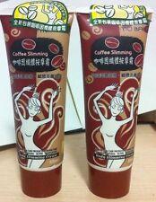 2 Tubes Original Yili Balo Coffee Cafe Slimming Body Fat Burn Cream, 85 ml/tube