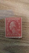 2 Cent George Washington Postage Stamp US