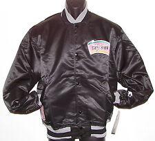 Vintage 80s/90s NBA San Antonio SPURS STARTER Jacket SATIN NWT New Old Stock LGE
