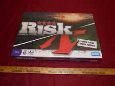 RISK The Game of Strategic Conquest Parker Brothers HASBRO 3 ways to play