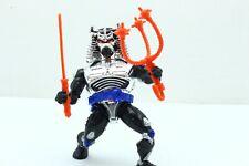 Vintage 1991 Teenage Mutant Ninja Turtles CHROME DOME Figure w/ Accessories