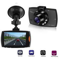 "Clear 2.7"" HD LCD Car Dash Camera Video DVR Cam Recorder Night Vision 1080P"