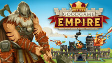 Goodgame Empire: Code für ein Starterpaket im Wert von 15,00€