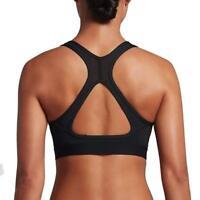 Nike  XS Women's PRO Classic PADDED Training Sports Bra NEW $45 938825 010 Black
