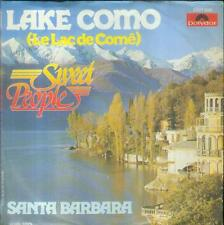 """7"""" Sweet People/Lake Como (D)"""