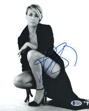 ROBIN WRIGHT SIGNED AUTOGRAPHED 8x10 PHOTO CLAIRE HOUSE OF CARDS BECKETT BAS