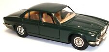 SOLIDO VINTAGE NO. 1096 JAGUAR XJ12  XJ6 - BRITISH RACING GREEN -  MINT BOXED