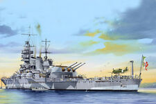 Trumpeter 1/350 05318 Italian Navy Battleship RN Roma Plastic Model Warship Kit