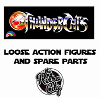Vtg 1980s Thundercats Figures Spare Parts Accessories & Weapons LJN Toys