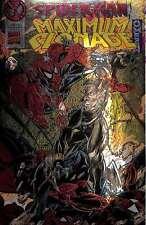 Spider-Man Maximum Carnage: Omega Volume 1 #1 Chromium Cover Variant, Tom Lyle,