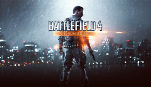 Battlefield 4 Premium Edition Origin Key (PC) - Region Free/Worldwide -