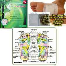 Detox Foot Patches  - 5 Pairs of Detox Foot Patches Per Box