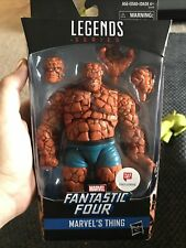 Marvel Legends Series The Thing 6 inch MINT