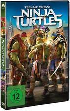 Teenage Mutant Ninja Turtles -  DVD  neu ovp