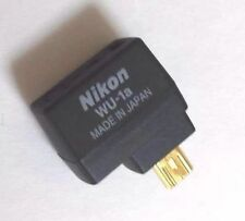 Nikon WU-1a WU1A Wi-Fi Wireless Mobile Adapter Connector D3200 D5200 Japan