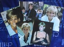 Princess Diana Picture Collection Set Of 5 Prints