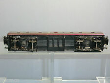 VINTAGE EXLEY (00) MODEL NoX. LMS 57' STOCK  9013 1st CLASS SIDE CORRIDOR COACH