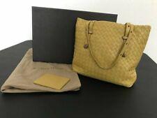 Bottega Veneta Belted Tote Intrecciato Nappa Mdm w/small mirror&Leather cardcase