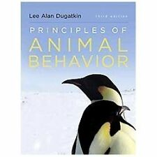 Principles of Animal Behavior by Lee Alan Dugatkin (2013, eTextbook PDF format)