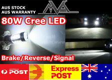 2x H16 80W CREE LED Projector Bulbs WHITE LEXUS IS250 IS200t IS350 Fog Light