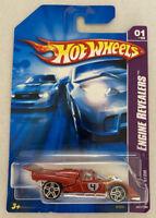 2007 Hotwheels Ferrari F512 512 M Revealers! Mint! MOC!