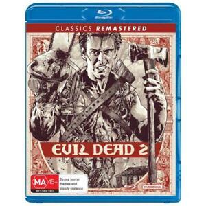 Evil Dead 2 Blu-Ray **Region B**
