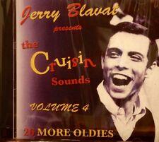 JERRY BLAVAT 'The Cruising Sounds' - Volume #4 - 26 VA Tracks