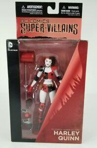 Dc Collectibles Batman Comics Super-Villians Harley Quinn Dave Cortes Sealed