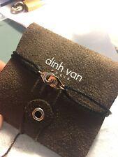 Bracelet Menottes R8 Dinh Van Or Rose