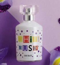 The Body Shop White Musk Perfume House Of Holland EDT EAU DE TOILETTE 2 Oz