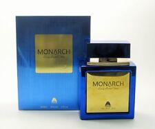Monarch By Oudh Al Anfar Aqua Citru Fresh Woody EDP Luxury Limited Edition 100ml