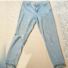 Tall Denim Mom Jeans