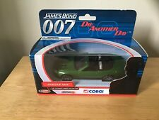 James Bond Corgi Car - Jaguar XKR from Die Another Day - Boxed 007 - TY07601
