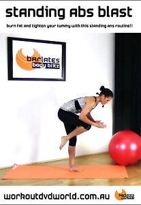 Toning, Body Sculpting EXERCISE DVD - Barlates Body Blitz - STANDING ABS BLAST!