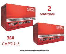 GLUCOMANNANO Scitec Top Shape 252 capsule dimagrante bruciagrassi fibra saziante