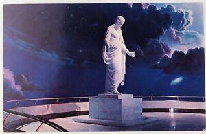 The Christus by Berthold Thorvaldsen Temple Square Visitor Center Utah Mormon