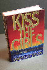KISS THE GIRLS by James Patterson (1995, Hardcover) First Edition