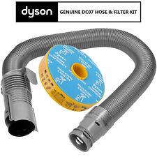Genuine Dyson Grigio Stretch tubo & Filtro a vita DC07 per aspirapolvere