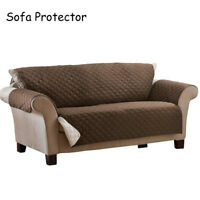 Waterproof Pet Dog Couch Loveseat Sofa Cushion Pad Dirt Proof Protector  Cover X1