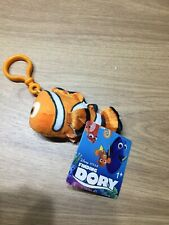 Disney Pixar Finding Nemo New Plush Keyring Dory Gift Collectable Bag Clip