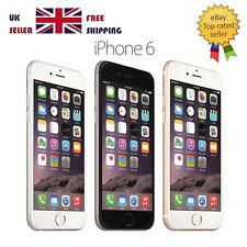 Apple iPhone 6 16gb 64gb Factory Unlocked Gray Gold Silver SIM Gold 64g