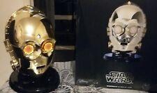 STAR WARS C-3PO BLUETOOTH PORTABLE WIRELESS SPEAKER IN GOLD - ACW-C3PO