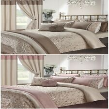 Marie Embroidery Duvet Covers Bedding Sets / Curtains/Bed Throw + sham/ c/cover