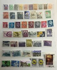 World collection. Turkey stamps.