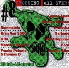 Crossing all over 08 (1998) Franka potenti/Thomas D, such a Surge, Garb... [2 cd]