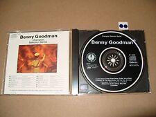 Benny Goodman Champion Selection Series cd 1991 Near Mint + Condition