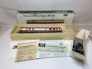 PIKO 5/6106 000 Verbrennungstriebwagen Steuerwagen BR 185 DR VT137 058-067