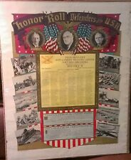 WWII Honor Roll 26th Battalion, Battery B - ALL NAMES IN LISTING!