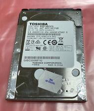 "Toshiba 750GB SATA Laptop Hard Drive 5400RPM 2.5"" MQ01ABD075 - Tested"