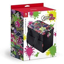 Splatoon 2 All in Box for Nintendo Nintendo Switch Square Bag Box Black New